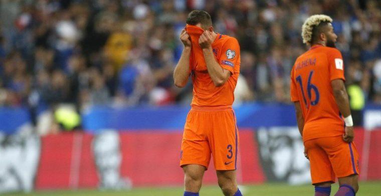 'Er was altijd iets als Oranje speelde: knieblessure, voetblessure, liesblessure'