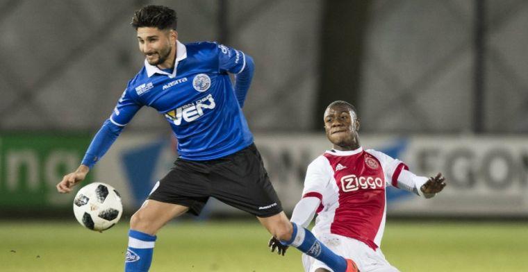 Ajax heeft eigen type-Kanté in huis: 'Hij is overal op het veld, een bijtertje'