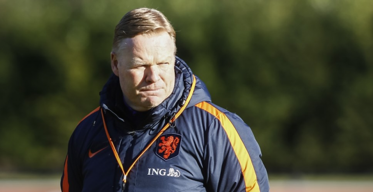 Oranje-spelers doen stap terug: Ze zijn gewend aan de luxe van Huis ter Duin