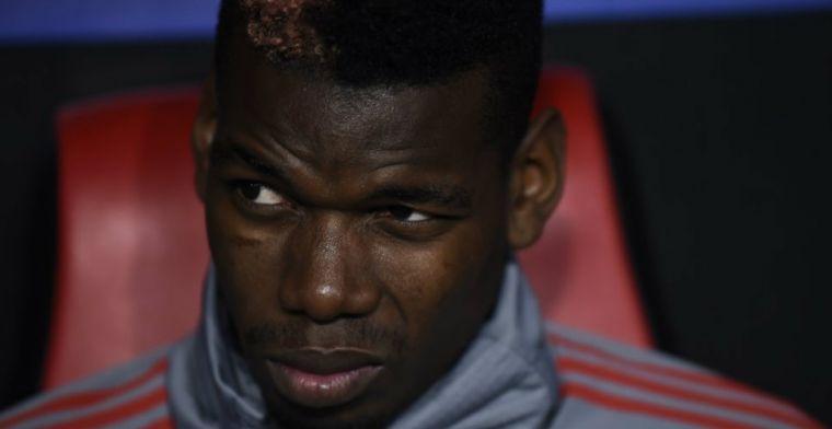Pogba ongelukkig bij Manchester United: Niet blij met de situatie