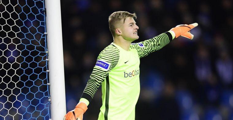 'Genk-jonkie sluit uitleenbeurt naar andere Belgische club niet uit'