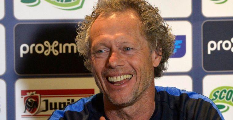 'Niet alleen Standard denkt aan Preud'homme, Anderlecht-man in de strijd gegooid'