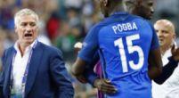 """Imagen: Deschamps sobre la situación de Pogba en el United: """"Él no puede ser feliz"""""""