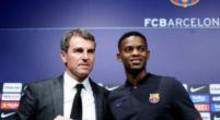 Imagen: El futuro de Robert Fernández, secretario técnico del Barça, se decidirá en mayo