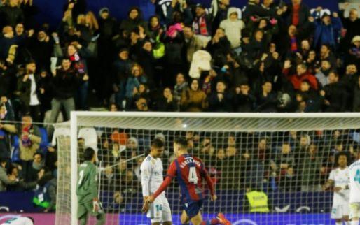 Imagen: Octava lesión importante en LaLiga que repercute al Levante
