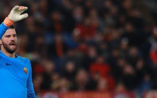 Imagen: ¿Prepara el Real Madrid una oferta por Alisson?