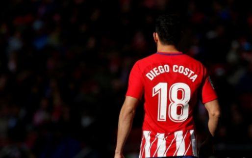 Imagen: Diego Costa y sus sensaciones de cara al Mundial de Rusia