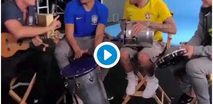 Imagen: VÍDEO | El buen rollo se apodera del vestuario de Brasil antes de pensar en Rusia