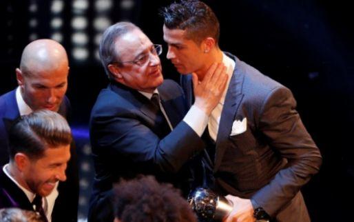 Imagen: El Confidencial: Florentino Pérez interviene en el caso de Cristiano con Hacienda
