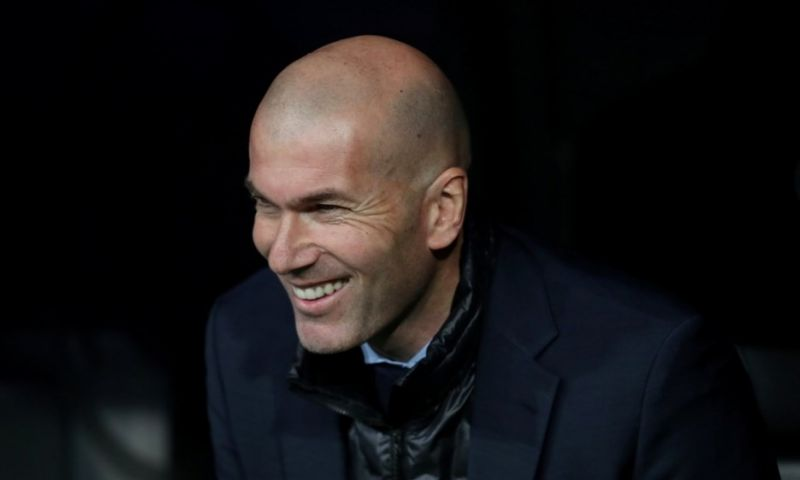 Afbeelding: Zinedine Zidane y Florentino cierran a este delantero centro 'top'