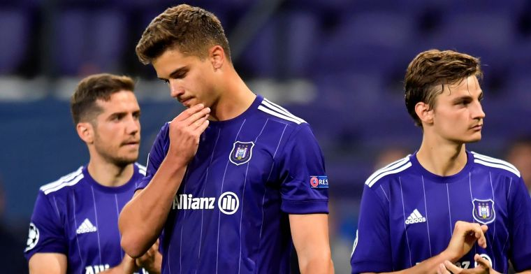 Rode Duivel doelt op vertrek bij Anderlecht: Het enige wat mij nog rest