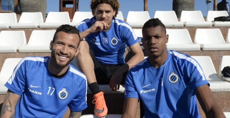 'Fans protesteren tegen komst van vergeten huurling van Club Brugge'