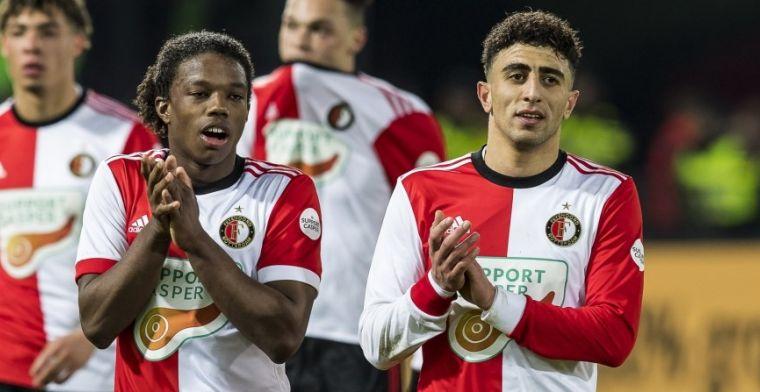 'Leermoment' voor gefileerde Feyenoorder: Wie weet gebeurt het volgend jaar weer