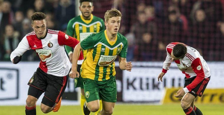 Jonge Feyenoorder na eerste Kuip-ervaring: Ik heb er geen woorden voor