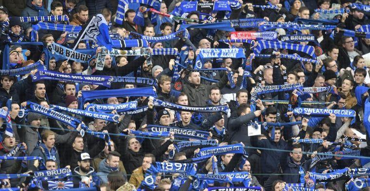 Broos ziet oppermachtig Club Brugge: 'Veelbetekenend dat men bij RSCA klaagt'