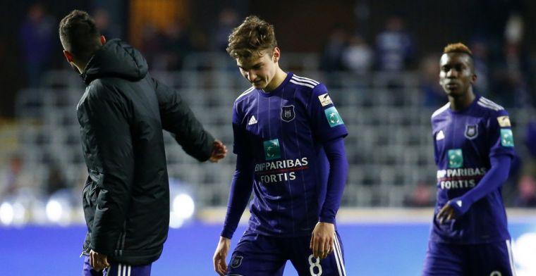 'De transferperiode was niet gelukt, dat heeft de ploeg doen twijfelen'