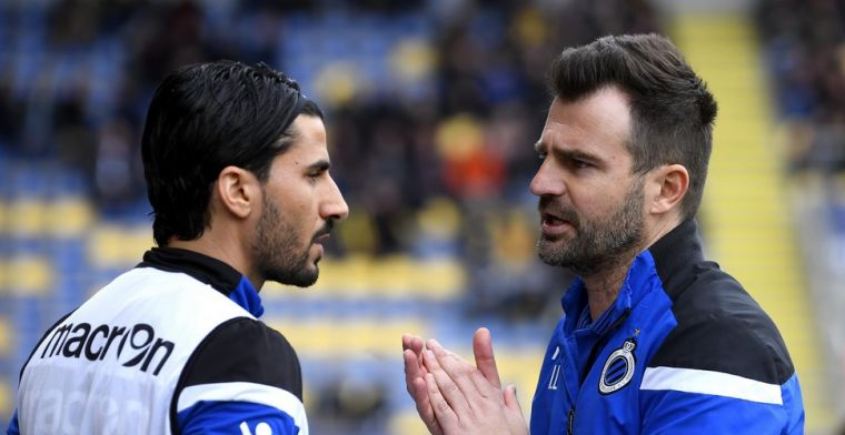 Verloren zoon duikt op bij Club Brugge: Leko zei dat hij een plan had