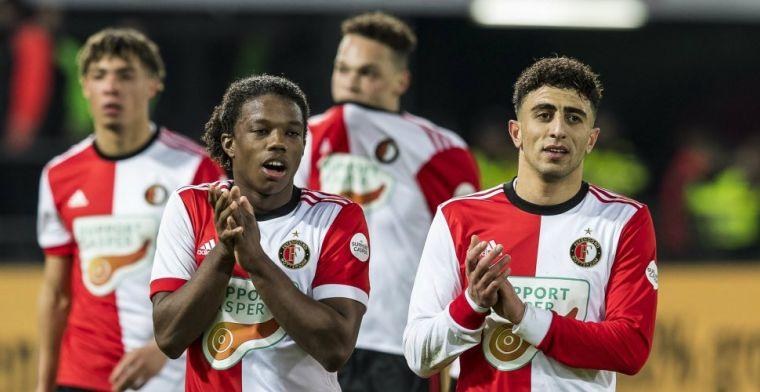 Zit nu vier jaar bij Feyenoord, zullen zien wat er deze zomer gaat gebeuren