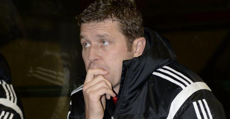 Verheyen schrijft na Svilar nog een toptalent af: ''Zijn kans is voorbij''