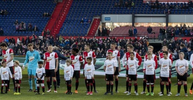 Zorgeloze benefietavond voor Feyenoord: ADO klungelt zichzelf naar ruime nederlaag