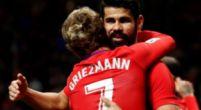 """Imagen: Diego Costa: """"Griezmann me llamaba para que volviera, ahora no me va a dejar solo"""""""