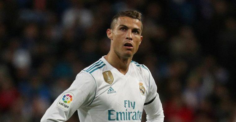 Real Madrid reageert op Ronaldo-verhaal: Normaal als een vriend daar woont