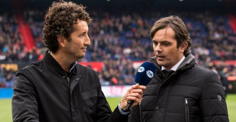 'Ajax-hoofd' bracht Van Gangelen in de problemen: 'Pellè had geen flauw idee'