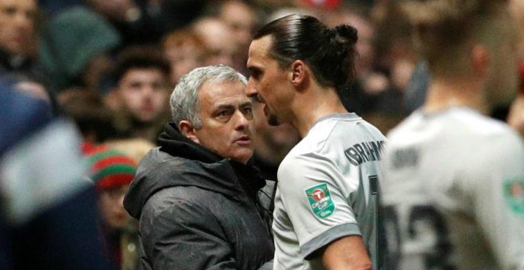 'Ibrahimovic verlaat Manchester United, Zweed gaat voor nieuw avontuur'