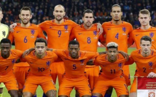 Oranje op rapport: Centraal trio blinkt uit, middenveld én aanval onvoldoende