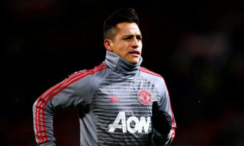 Afbeelding: 'United-spelers hebben de buik nu al vol van Sánchez: felle kritiek op Chileen'