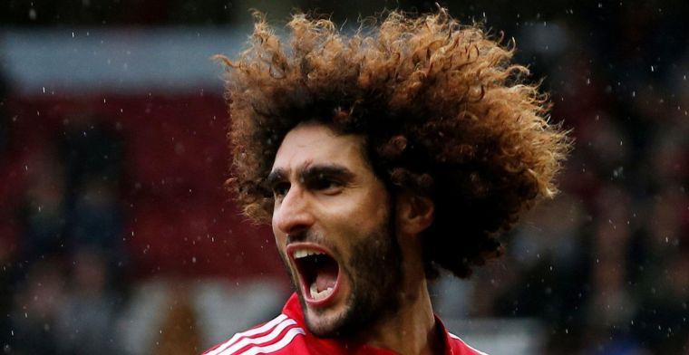 'Fellaini kan Manchester United verlaten voor spraakmakende transfer'