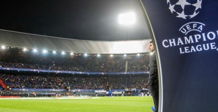 'Feyenoord kan met nieuw stadion in één keer gat met Ajax en PSV dichten'
