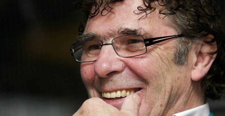 Van Hanegem ergert zich dood aan 'Ajax-zender': Je ziet het, ze stralen het uit