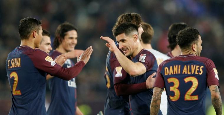 PSG troeft Monaco op alle fronten af en wint voor vijfde keer op rij Franse beker