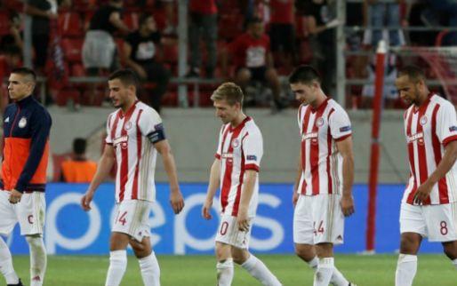 Afbeelding: Woeste eigenaar Olympiakos stuurt alle spelers op vakantie: