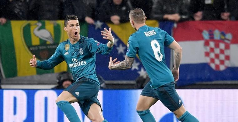 Real Madrid zo goed als zeker naar halve finales door ...