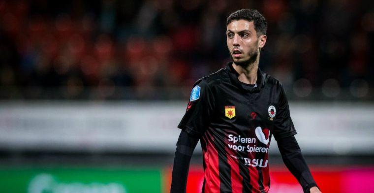 Eredivisie-clubs lopen blauwtje bij transfervrije Faik: Lang over getwijfeld