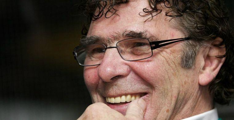Van Hanegem over Feyenoord: Ik kan er nu al chagrijnig van worden