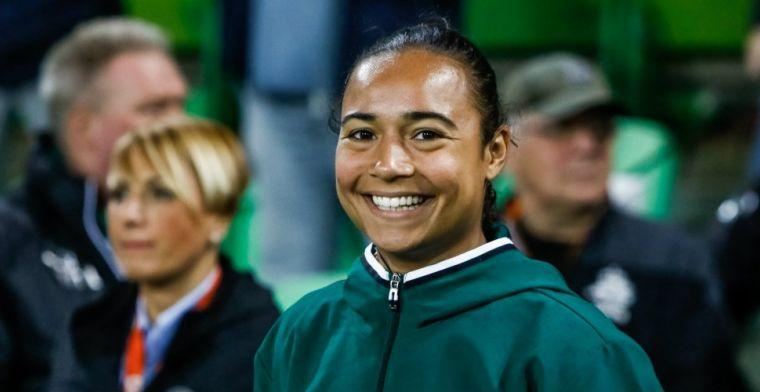 Vrouw debuteert in Jupiler League: Hiermee begint het pas