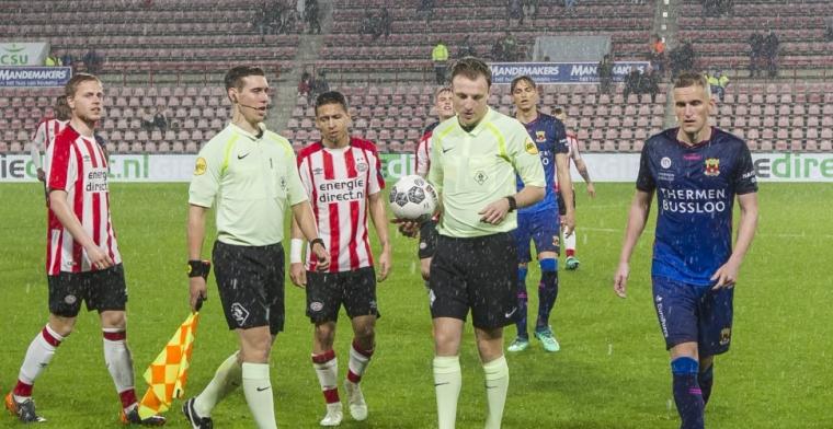 Update: KNVB doet Go Ahead een plezier en laat gestaakt duel niet uitspelen