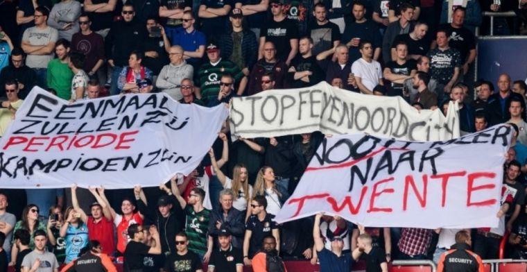 'FC Twente wordt al veel te lang de hand boven het hoofd gehouden'