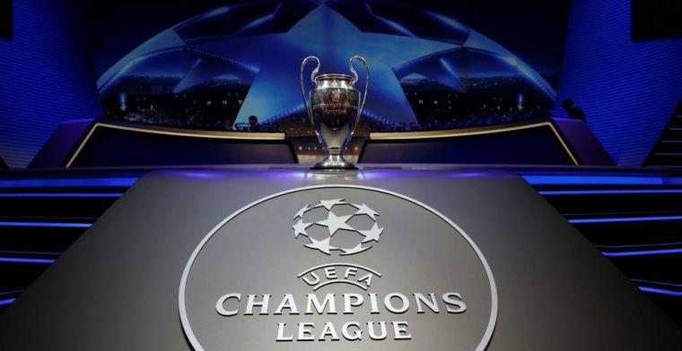 Loting Champions League Image: LIVE: Loting Voor Halve Finale Van De Champions League