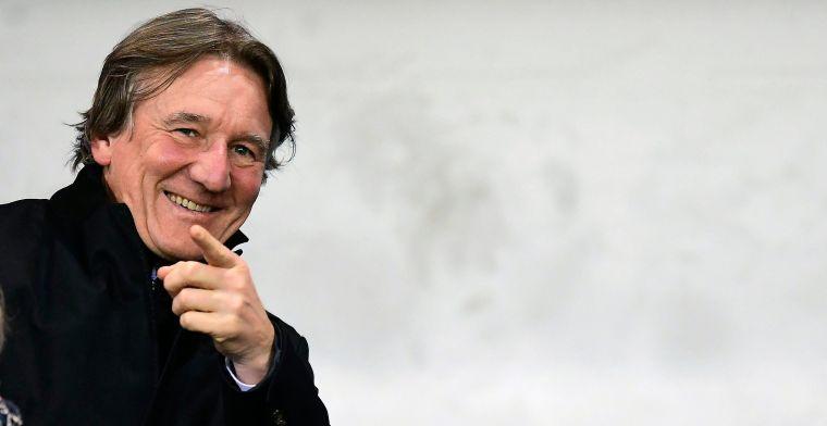'Voetbalbond wil stunten met nieuwe CEO: oude bekende van topclub op weg'