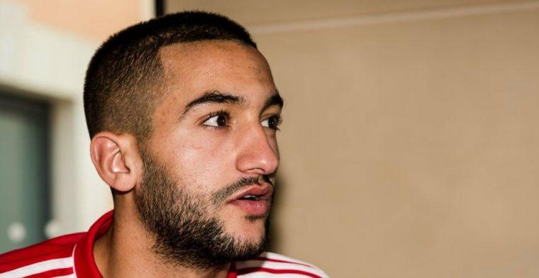 Ziyech onder de indruk van PSV: 'Ik zei voorheen dat het geluk was. Nu niet meer'