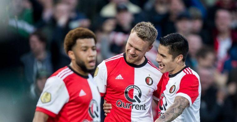 Onduidelijkheid rond verdediger: Ik weet niet of Feyenoord met me door wil