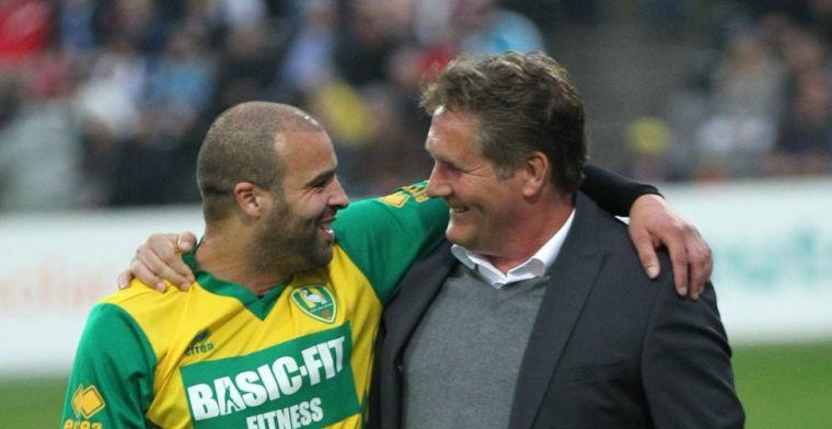 'De mooiste tijd heb ik bij Feyenoord gekend. Echt kicken'