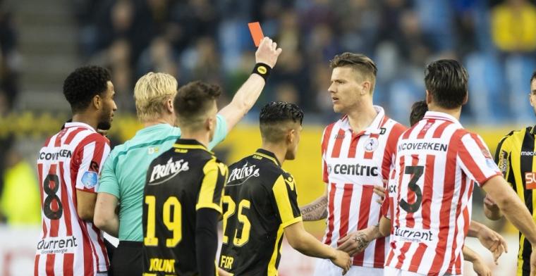 Horroravond voor arm Sparta: Vitesse boekt grootste zege ooit na Fraser-ontslag