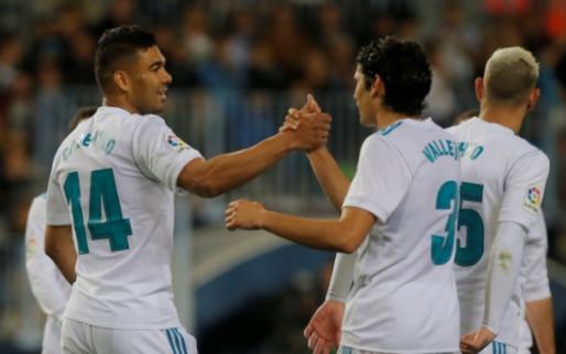 Afbeelding: Zidane geeft Ronaldo, Bale en Modric vrijaf, maar pakt met Real wel drie punten