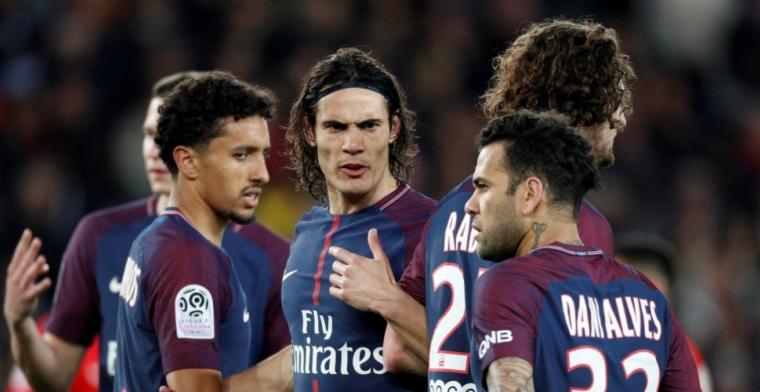 Monsterzege PSG op Monaco: club voor vijfde keer in zes jaar tijd kampioen