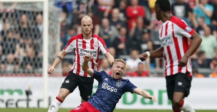 PSV lacht om Ten Hag: 'Eerder andersom, het was een vernedering'